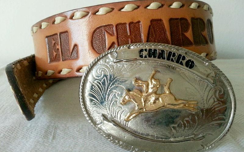 Cinture El Charro
