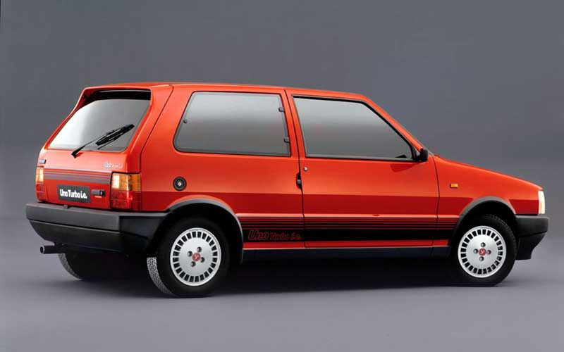 Fiat Uno Turbo i.e
