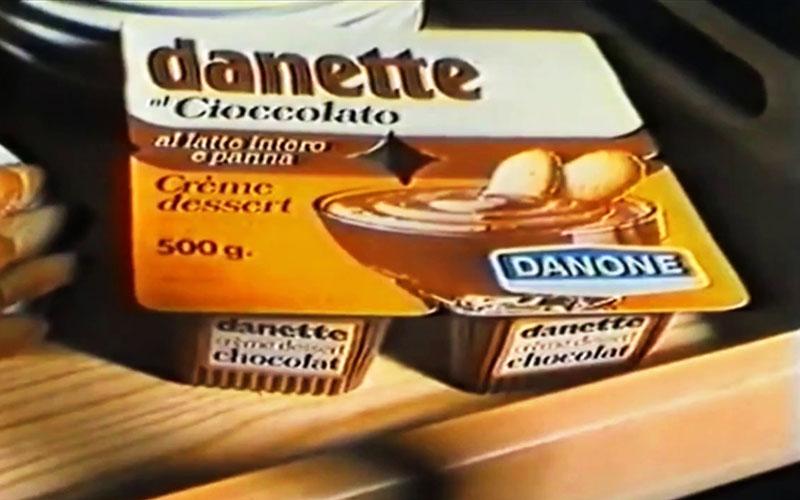 Danette di Danone