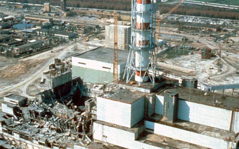 Il disastro di Cernobyl
