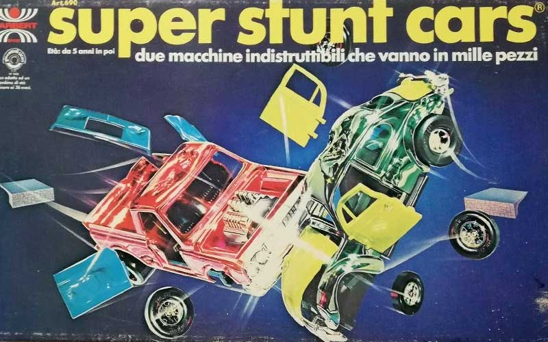 Super Stunt Car