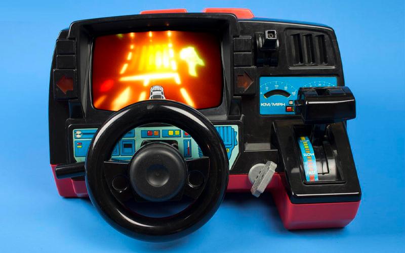 Playmates Fun-To-Drive