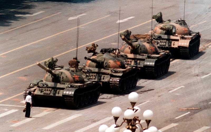 Protesta di piazza Tienanmen