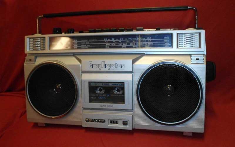 Radioregistratore