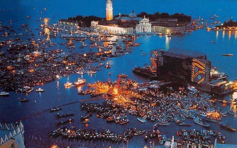 Pink Floyd a Venezia