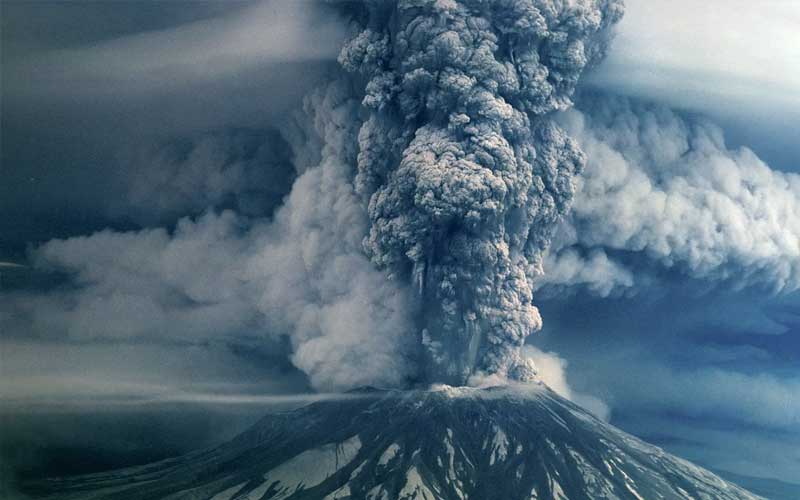 Eruzione del Mount St. Helens