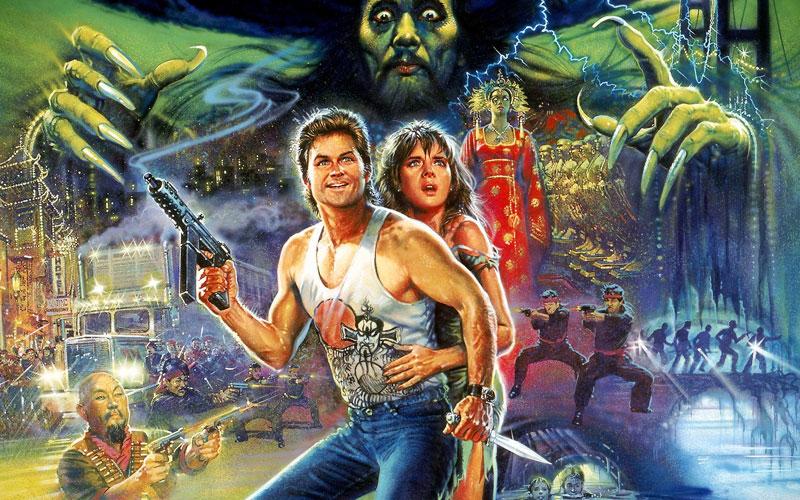 I poster del cinema degli anni '80