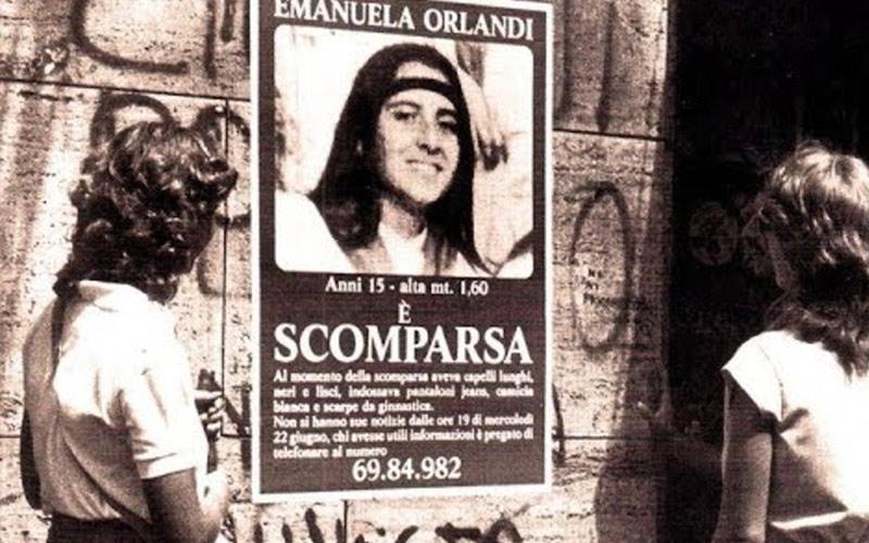 Sparizione di Emanuela Orlandi