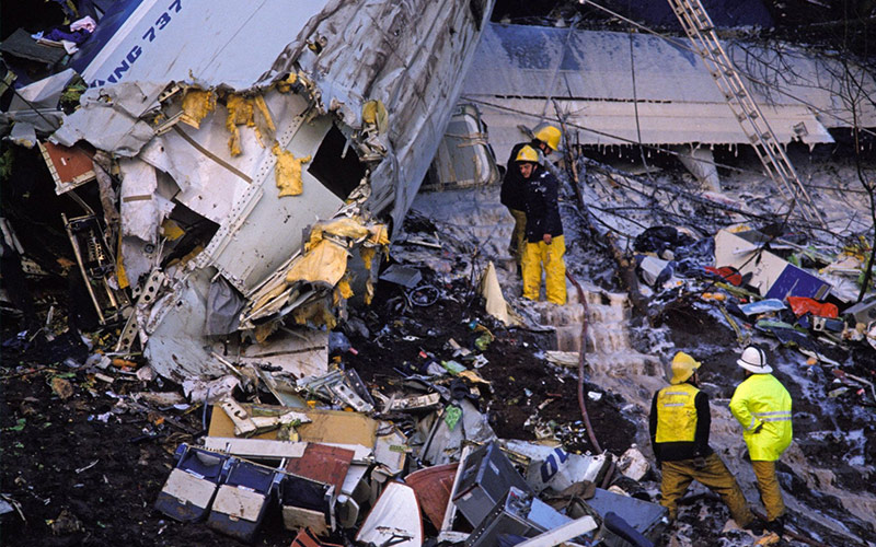Disastro aereo di Kegworth
