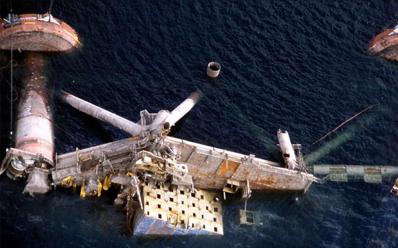 Disastro della Ocean Ranger