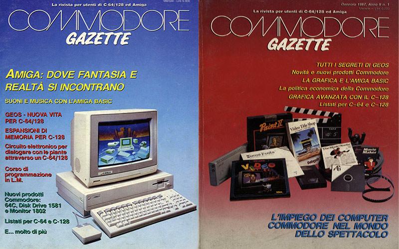 Commodore Gazette