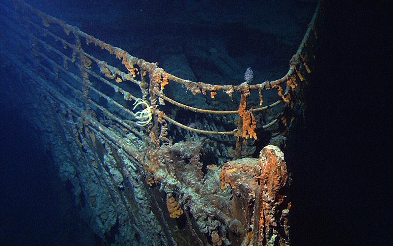 Ritrovamento del Titanic