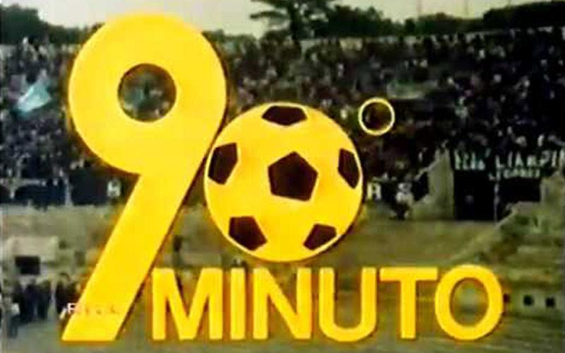 90º minuto