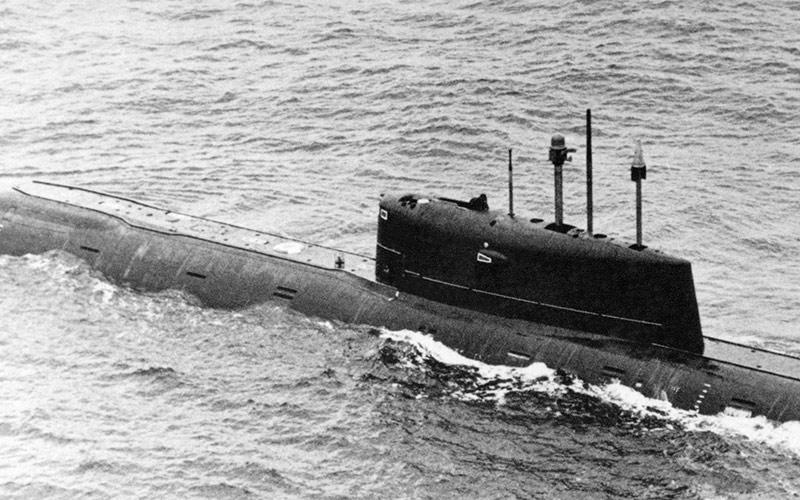 Affondamento del Komsomolec