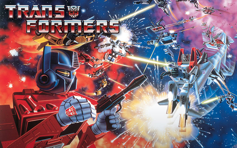 Transformers - Action figures