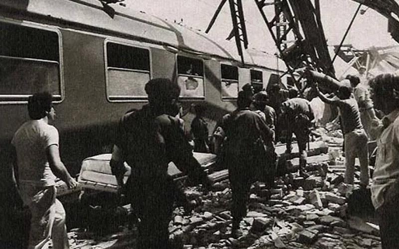 Strage ferroviaria di San Severo