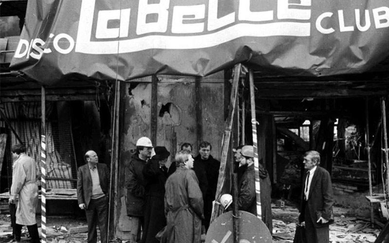 Attentato alla discoteca di Berlino