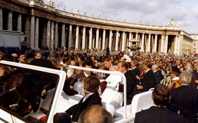 Attentato a Giovanni Paolo II