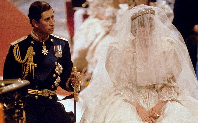Il matrimonio di Carlo e Diana