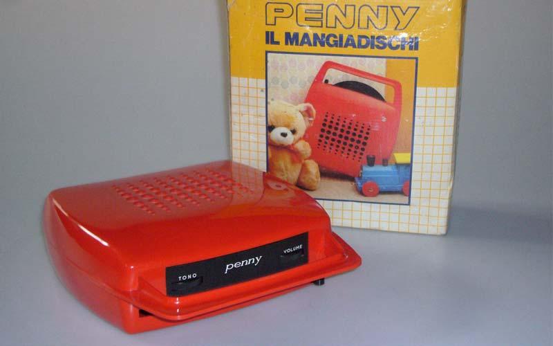 Mangiadischi Penny